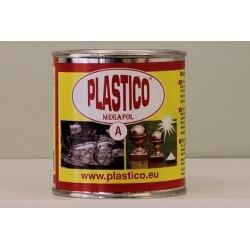 Plastico Megapol (200 ml) Polierpaste
